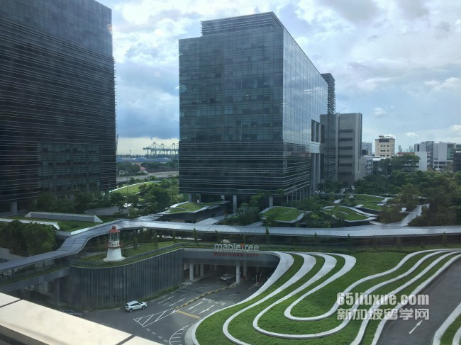 留学新加坡大学学费清单
