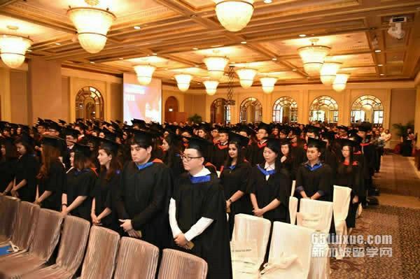 高中生出国留学新加坡