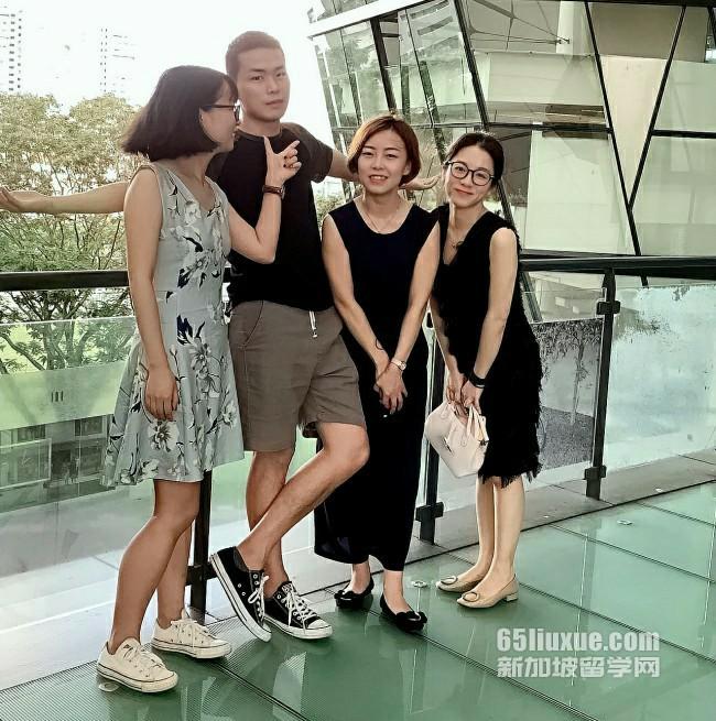 职高生去新加坡留学