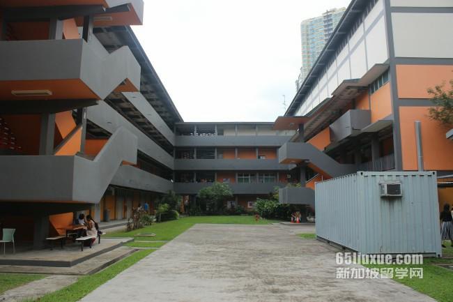 新加坡研究生学校排名