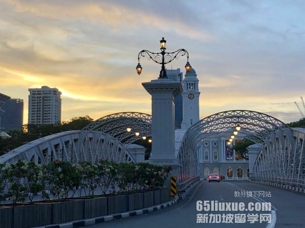 新加坡适合留学的原因