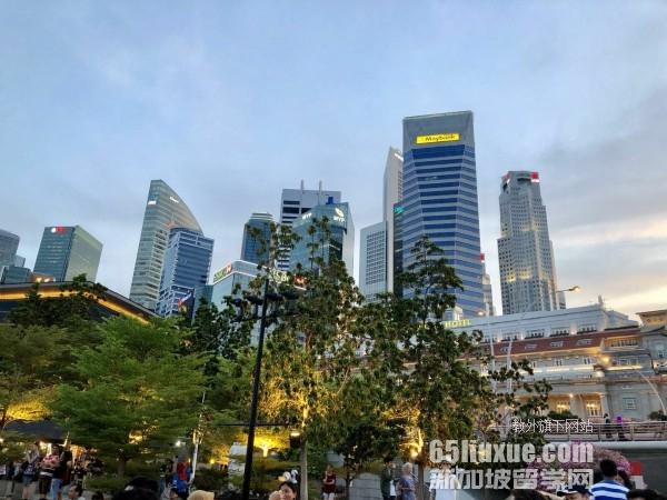 新加坡本科留学流程