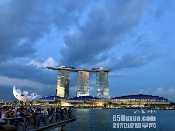 去新加坡读硕士安全吗