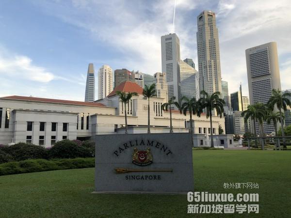 2018年新加坡硕士申请时间