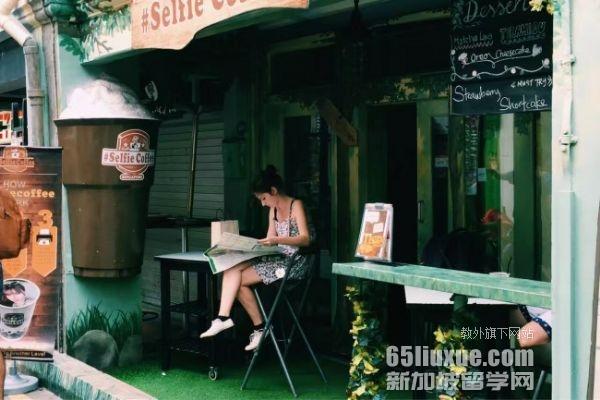 在新加坡留学一年的费用