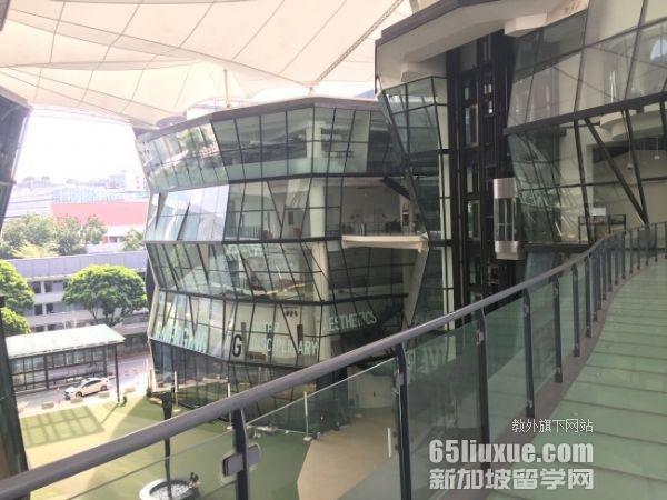 教外留学参观新加坡拉萨尔艺术学院
