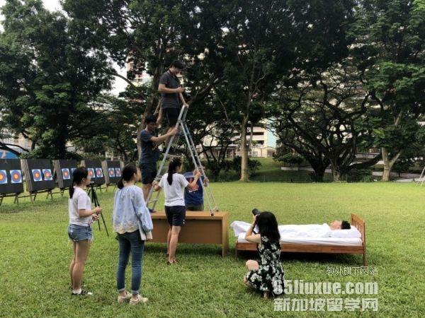 新加坡传播学硕士申请
