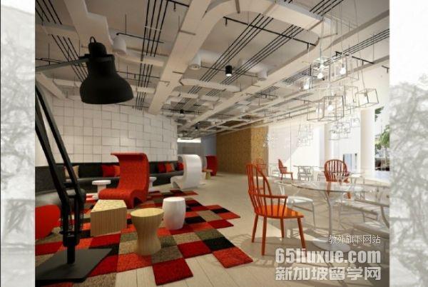 新加坡莱弗士艺术学院设计专业