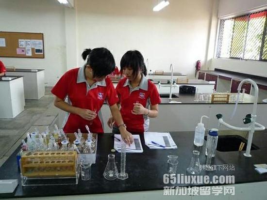 新加坡自费留学预科班