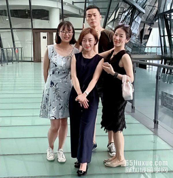 新加坡拉萨尔艺术学院学生宿舍