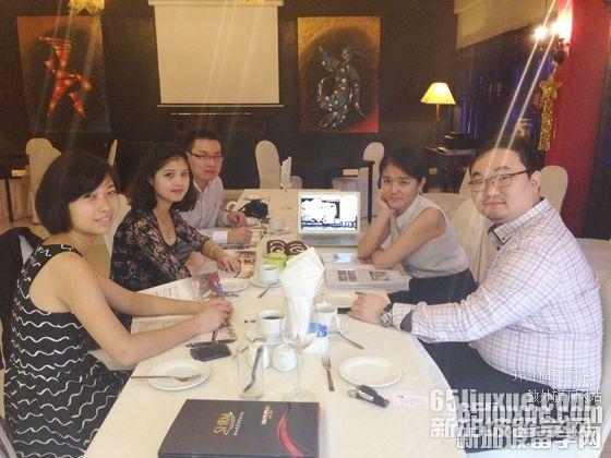 新加坡莎瑞管理学院授权委托教外留学为中方招生代表