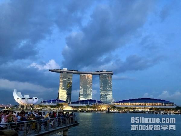会计学新加坡读研申请条件