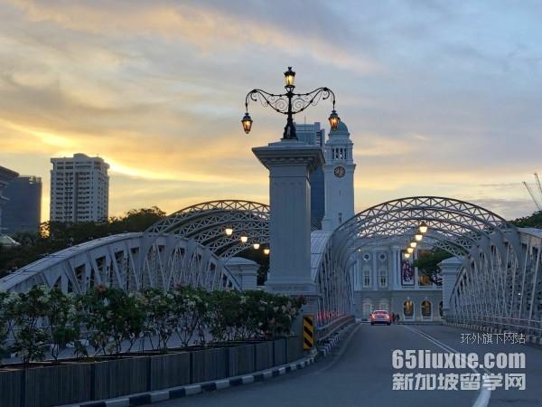 英语专业去新加坡读研留学