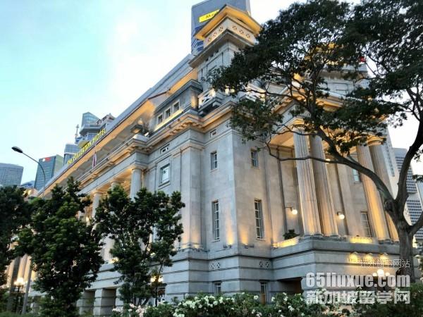 专科怎么去新加坡留学