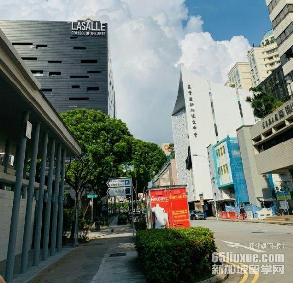 新加坡拉萨尔艺术学院入学条件