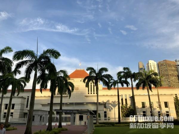新加坡国大硕士找工作