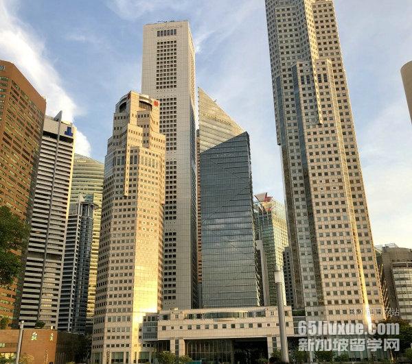 自考本科生去新加坡留学